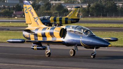 YL-KST - Aero L-39C Albatros - Baltic Bees Jet Team