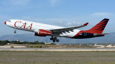 A picture of ECLQO - Airbus A330243 - [0505] - © Toni Marimon