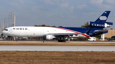 N276WA - McDonnell Douglas MD-11(F) - World Airways Cargo