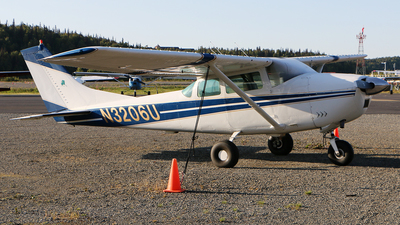 N3206U - Cessna 182F Skylane - Private