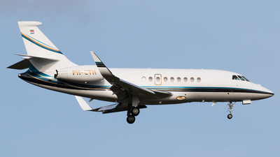 PH-CTH - Dassault Falcon 2000LX - Exxaero International