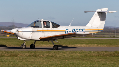 A picture of GBGGE - Piper PA38112 - [3879A0161] - © Phil Woods