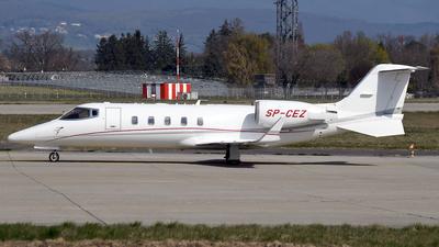 SP-CEZ - Bombardier Learjet 60 - AMC Aviation
