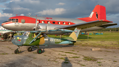 RA-1032G - Cessna 150G - Private