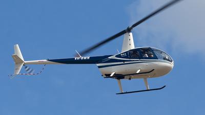 VH-BWN - Robinson R44 Raven II - Heliflite