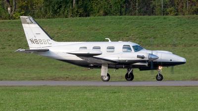 N88BC - Piper PA-31T Cheyenne II - Private