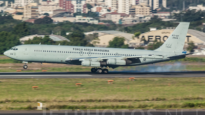FAB2404 - Boeing KC-137 - Brazil - Air Force