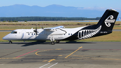 ZK-NFA - Bombardier Dash 8-Q311 - Air New Zealand Link (Air Nelson)