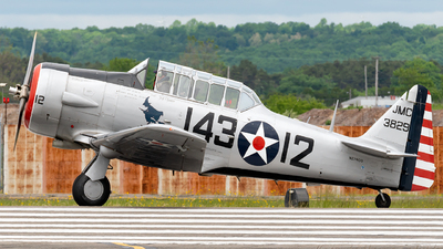 N27409 - North American AT-6C Texan - Private