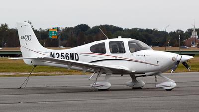 N256MD - Cirrus SR20 - Private