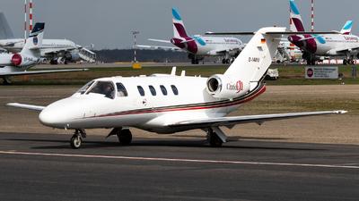 A picture of DIAWU - Cessna 525 CitationJet CJ1 - [5250435] - © Chris de Breun