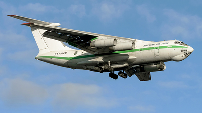 7T-WIC - Ilyushin IL-76MD - Algeria - Air Force