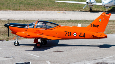 D-ESMC - SIAI-Marchetti SF260AM - Private
