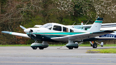 G-JANT - Piper PA-28-181 Archer II - Private