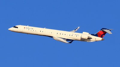 N676CA - Bombardier CRJ-900ER - Delta Connection (Endeavor Air)
