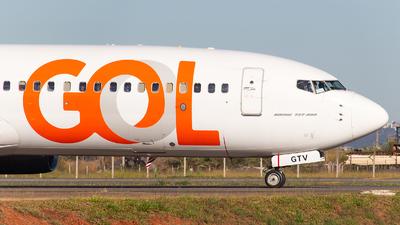 PR-GTV - Boeing 737-8EH - GOL Linhas Aéreas