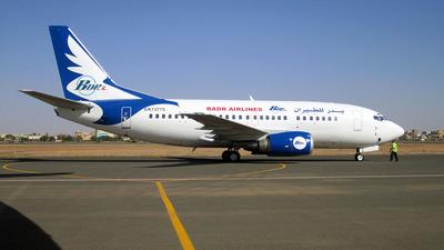 EK-73775 - Boeing 737-55S - Badr Airlines