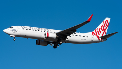 A picture of VHYFW - Boeing 7378FE - Virgin Australia - © Daniel Kotronis