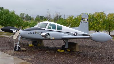 57-5869 - Cessna U-3A Blue Canoe - United States - US Air Force (USAF)