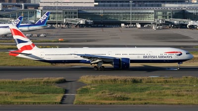 G-STBK - Boeing 777-336ER - British Airways