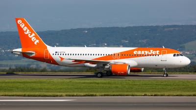 G-EZTB - Airbus A320-214 - easyJet