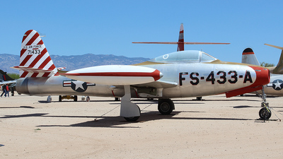 47-1433 - Republic F-84C Thunderjet - United States - US Air Force (USAF)