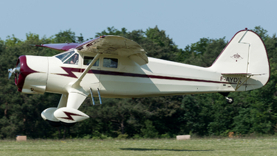F-AYDK - Stinson V-77 Reliant - Private