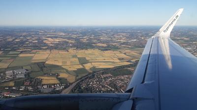 D-ASTE - Airbus A321-211 - Germania