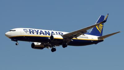 A picture of EIEFO - Boeing 7378AS - Ryanair - © Rafael Alvarez Cacho