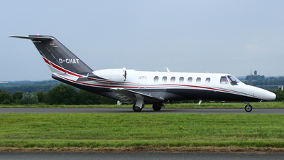 D-CHAT - Cessna 525B CitationJet 3+ - E-Aviation