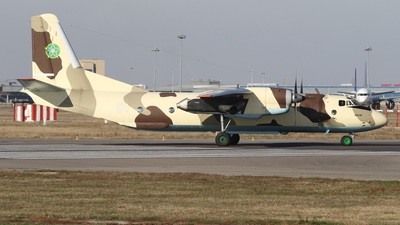 01 - Antonov An-26 - Kazakhstan - Border Guard