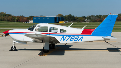 N76SA - Piper PA-28R-200 Cherokee Arrow II - Private