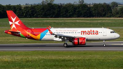 A picture of 9HNEO - Airbus A320251N - Air Malta - © Thomas Ranner