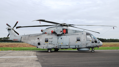 ZH851 - Agusta-Westland Merlin HM.2 - United Kingdom - Royal Navy