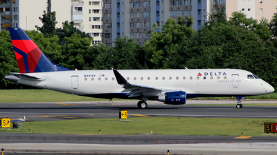 N241SY - Embraer 170-200LR - Delta Connection (SkyWest Airlines)