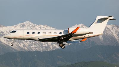 N888DQ - Gulfstream G500 - Private