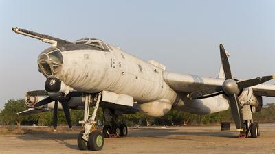IN315 - Tupolev Tu-142MK-E - India - Navy