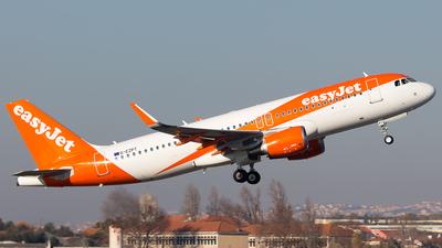 G-EZPT - Airbus A320-214 - easyJet