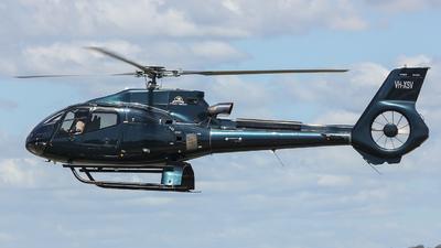 VH-XSV - Eurocopter EC 130B4 - Sydney Helitours