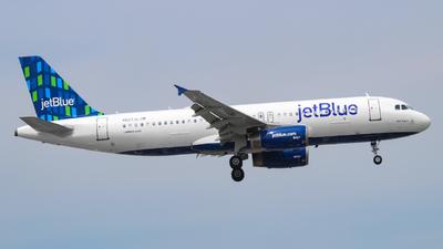 N527JL - Airbus A320-232 - jetBlue Airways