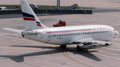 F-GEXJ - Boeing 737-2Q8(Adv) - Air Liberté