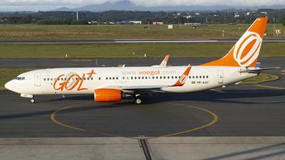 A picture of PRGXC - Boeing 7378EH - GOL Linhas Aereas - © Lucas Sérgio