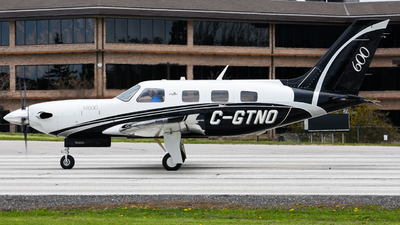 A picture of CGTNO - Piper PA46M600 - [4698026] - © Aaron Miles