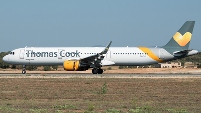 OY-TCI - Airbus A321-211 - Thomas Cook Airlines Scandinavia