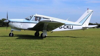 G-CKLI - Piper PA-28R-180 Cherokee Arrow - Private