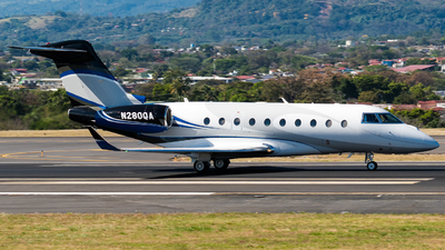 N280QA - Gulfstream G280 - Private