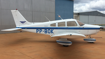 PP-BOK - Piper PA-28-161 Warrior II - Aero Club - Goiás