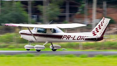 PR-LOM - Cessna A152 Aerobat - Aeroclube de Blumenau