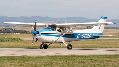 C-GEBB - Cessna 172M Skyhawk II - Calgary Flying Club