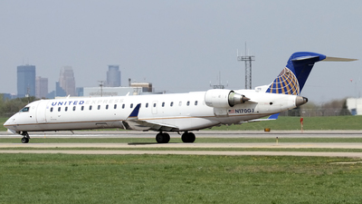 A picture of N170GJ -  - [] - © Jeremy D. Dando